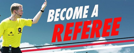 Become a Wellesley United Referee