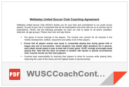Coachs Contract