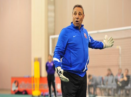 Tony DiCicco Goalkeeping Clinic